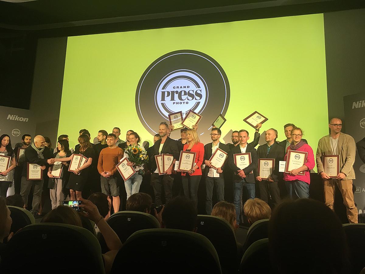 Gala Grand Press Photo 2017