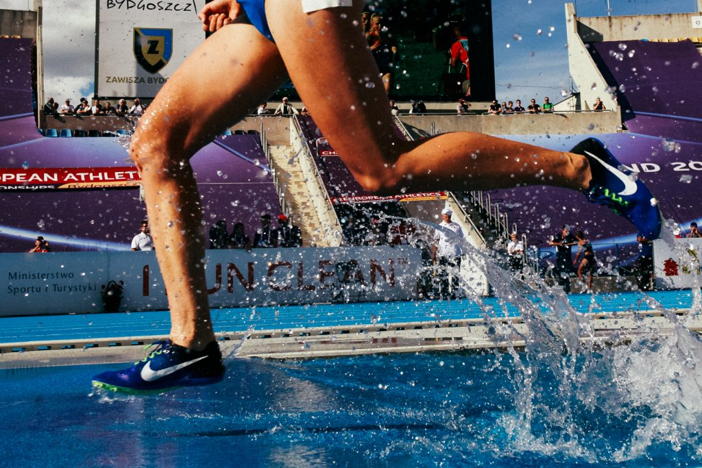 jedna klatka na sekundę zdjęcie sportowe