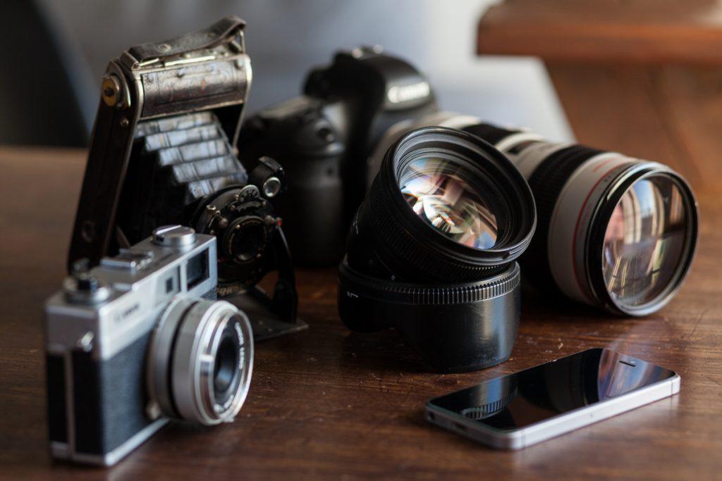 jaki sprzęt wybrać aparat