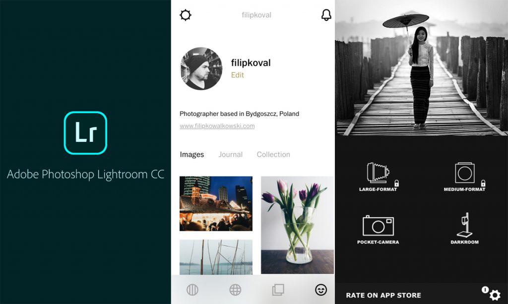 aplikacje do retuszu zdjęć na telefonie