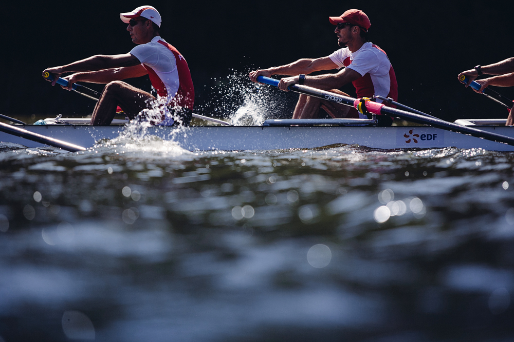 światło w fotografii sportowców