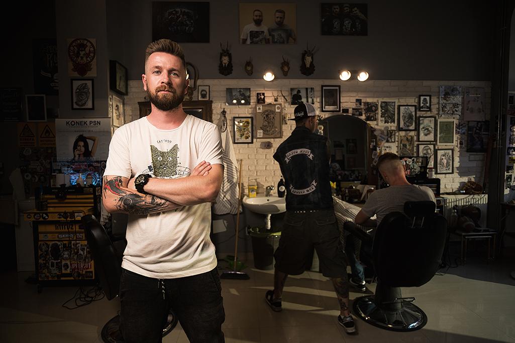 fotografia reklamowa barber