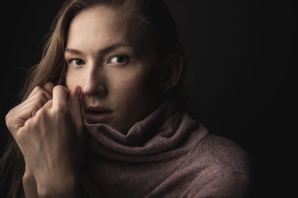 portret w mikr studio