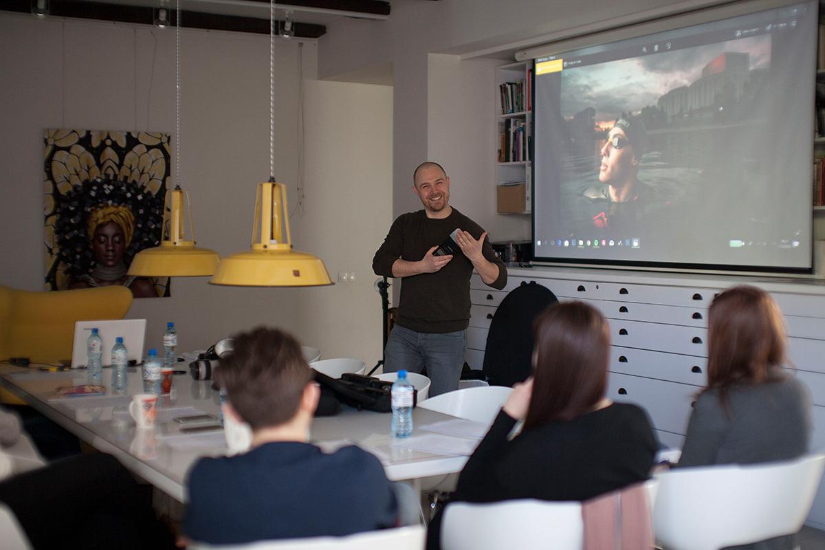 warsztaty fotograficzne w studio