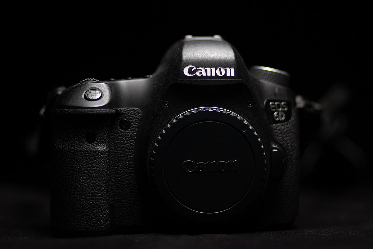 aparat canon eos 6d