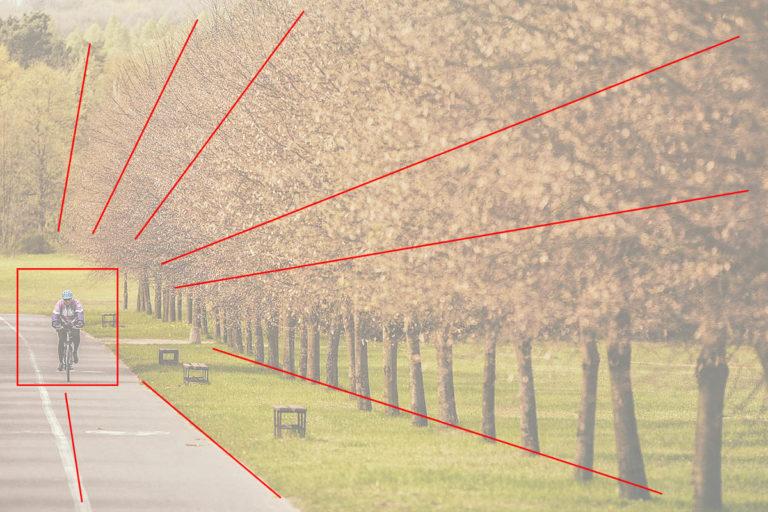 trzy najprostsze metody kompozycyjne linie prowadzące